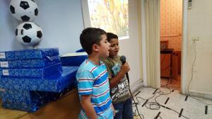 الحفل الختامي لطلاب جيل القرآن في طرابلس003