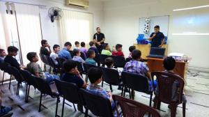 الحفل الختامي لطلاب جيل القرآن في طرابلس004
