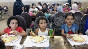 النشاط الترفيهي الأول لطالبات جيل القرآن في طرابلس-002