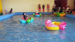 النشاط الترفيهي الأول لطالبات جيل القرآن في طرابلس-006