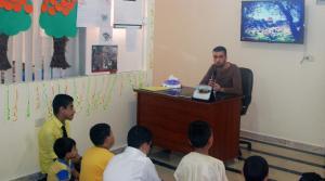 الحفل الختامي لدورة جيل القرآن - ذكور في مركز الفضيلة-001