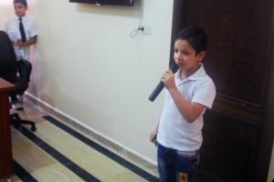 الحفل الختامي لدورة جيل القرآن - ذكور في مركز الفضيلة-004