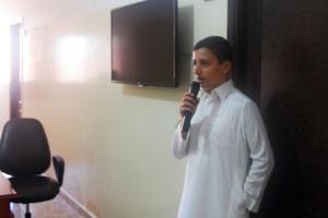 الحفل الختامي لدورة جيل القرآن - ذكور في مركز الفضيلة-005