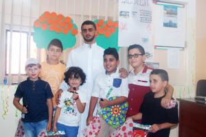 الحفل الختامي لدورة جيل القرآن - ذكور في مركز الفضيلة-009