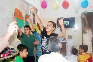 الحفل الختامي لدورة جيل القرآن - ذكور في مركز الفضيلة-011