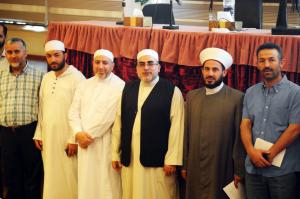ملتقى حفاظ الوحي (2) مع د. عادل أبو شعر-001