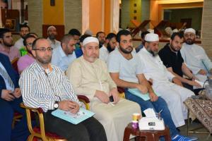 ملتقى حفاظ الوحي (2) مع د. عادل أبو شعر-010