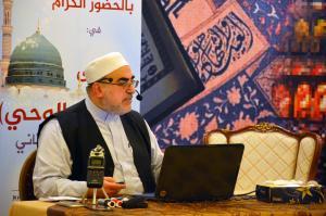 ملتقى حفاظ الوحي (2) مع د. عادل أبو شعر-025