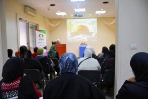 القدس أمانة نبوية وعهدة إسلامية.. نشاط تضامني لمؤسسة نماء في بيروت-0002