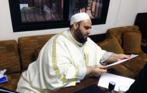 اللقاء الأول لمجلس قرّاء الشام في دار القرآن الكريم-001