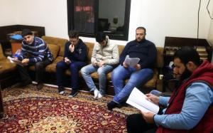 اللقاء الأول لمجلس قرّاء الشام في دار القرآن الكريم-004