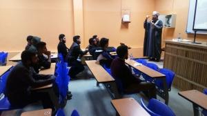 الصحابة في البقاع.. محاضرة للشيخ يوسف القادري في AUL-002