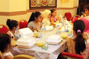 طبّل يا طبّال - إفطار عالم الفرقان-014