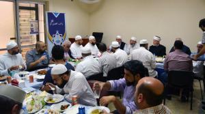 دار القرآن الكريم في لبنان تكرّم د. عادل أبو شعر على هامش ملتقى حفاظ الوحي (2)-002