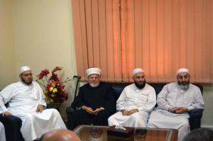 دار القرآن الكريم في لبنان تكرّم د. عادل أبو شعر على هامش ملتقى حفاظ الوحي (2)-004
