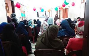 تكريم الأخت الحافظة عائشة معرباني في دار القرآن الكريم - الفضيلة-004