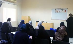 """دورة في """"شرح متن تحفة الأطفال"""" في دار القرآن الكريم - طرابلس-001"""