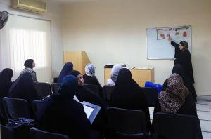 """دورة في """"شرح متن تحفة الأطفال"""" في دار القرآن الكريم - طرابلس-002"""