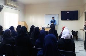 الألفة بين أهل القرآن.. لقاء للأخوات في المنتدى الشبابي - طرابلس
