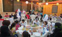 إفطار للأيتام وأمهاتهم في الشوف