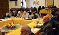 اجتماع مجلس أعيان جمعية الاتحاد الإسلامي