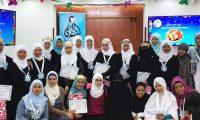 الحفل الختامي لدورة المهتديات الفلبينيات (3) في المنتدى للتعريف بالإسلام