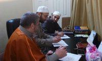 دار القرآن تجيز الأخت سارة بركات برواية حفص عن عاصم