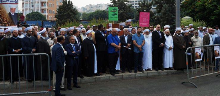 معركة الإرادات: بين الجمعة والبوابات مقال بقلم الشيخ يوسف القادري