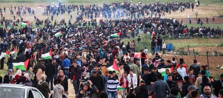 بيان جمعية الاتحاد الإسلامي تقديراً ونصرةً لمسيرة العودة
