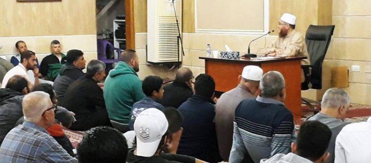 الإسلام حضارة الغد.. محاضرة للشيخ يوسف القادري في داريا - الشوف