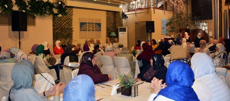 يداً بيد.. لقاء إيماني للعلاقات النسائية في جمعية الاتحاد الإسلامي - بيروت