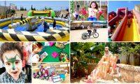 فرحة عيد.. بجوّ جديد، المهرجان الترفيهي الأول للصبايا في بيروت