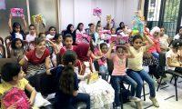 مسابقات.. ألعاب.. وهدايا خلال الإفطار السنوي لطالبات جيل القرآن في طرابلس