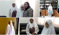 6 مهتديات جديدات في المنتدى للتعريف بالإسلام