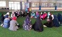 نشاط رياضي مميّز لشابّات المنتدى الشبابي في طرابلس
