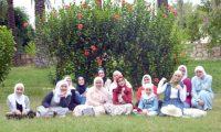 رحلة العيد لشابات المنتدى الشبابي في بيروت إلى مسبح فيلا المدهون