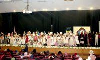 الحفل الختامي لدورتَي جيل القرآن وعالمي الصيفي (إناث) على مسرح الرابطة الثقافية - طرابلس