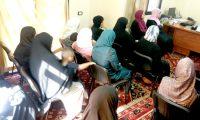 هجرة إليّ.. محاضرة  للأخت  الداعية (سحر ملاط) في عكار
