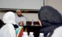 """كيف تختارين تخصصك الجامعي؟ - اللقاء 3 ضمن سلسلة """"بوصلة الحياة"""" مع الشيخ حسن قاطرجي"""