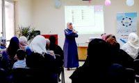 الأسرة والانترنت.. محاضرة ألقتها أ. فاطمة عباس في بيروت - حنايا