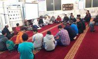 المنتدى الشبابي يقيم سهرة عبادية أخوية في مسجد الوسام - الصويري