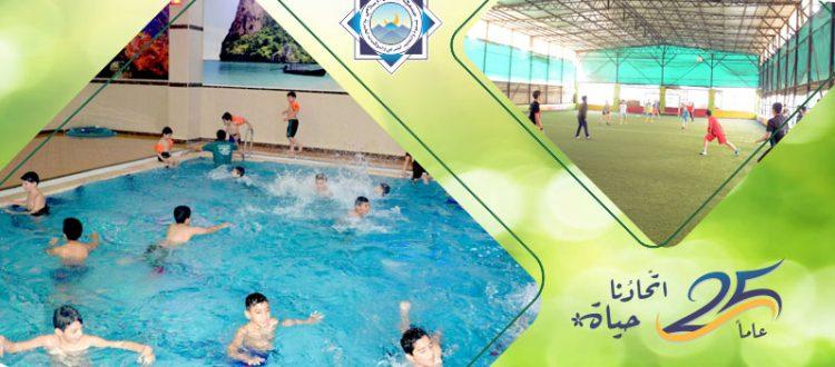 سباحة وكرة قدم.. يوم رياضي لأشبال عالم الفرقان - طرابلس في رحاب شهر ربيع الأنور