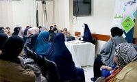 الحياء شعبة من الإيمان.. محاضرة لعائلات مؤسسة نماء في طرابلس ألقتها أ. جمانة كريم