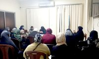 الصبر صفة المؤمن.. محاضرة لعائلات مؤسسة نماء في طرابلس ألقتها أ. عبير شبو