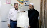 دار القرآن الكريم تمنح الإجازة بالسند المتصل بقراءة عاصم للأخ الشيخ إسماعيل الهندي