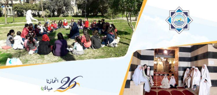 صلّوا كما رأيتموني أصلي.. نشاط ترفيهي تعليمي لطالبات جيل القرآن في طرابلس
