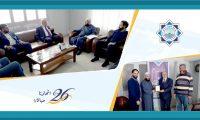 جمعية وقف القدس تكرم جمعية الاتحاد الإسلامي لجهودها في خدمة القدس