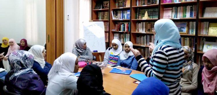 الإسراء والمعراج.. لقاء للمهتديات في المنتدى للتعريف بالإسلام - بيروت