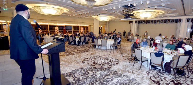 لنكون مشاعل الهداية.. الحفل السنوي للمنتدى للتعريف بالإسلام بحضور الداعية المهتدي عبد الله الأندلسي