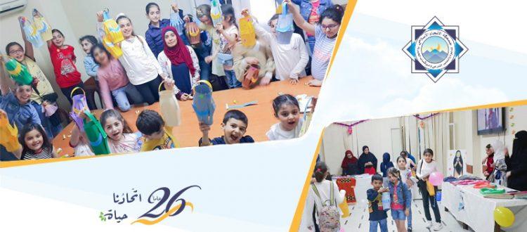 أهلاً رمضان.. نشاط تفاعلي لعالم الفرقان في طرابلس استقبالا للشهر المبارك